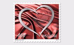 Switzerland 2017 - Love Mnh - Unused Stamps