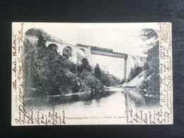 39 - CHAMPAGNOLE - Viaduc De Syam - 784 - Champagnole