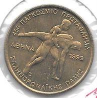 *greece 100 Drachme  1999  Km 173  Unc - Greece