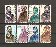 1965 España Edifil 1678/85** MNH- Forjadores De América- Conquistadores America - 1931-Aujourd'hui: II. République - ....Juan Carlos I
