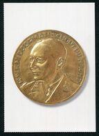Gedenkpenning Schout Bij Nacht , K.w.f.m. Doorman - Marine-  NOT  Used   , 2 Scans For Condition. (Originalscan !! ) - Monete (rappresentazioni)