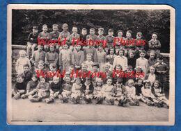 Photo Ancienne - TREMEOC ( Finistère ) - Ecole Primaire - 1950 - Instituteur Mme GUILLOU & Mme LE LOUP - Enfant - Métiers
