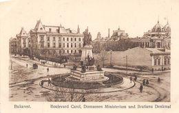ROUMANIE - BUKAREST - Boulevard Carol - Romania