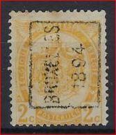 RIJKSWAPEN Nr. 54 Voorafgestempeld Nr. 9 Positie A  BRUXELLES 1894   ; Staat Zie Scan ! Inzet Aan 10 €  ! - Precancels