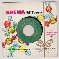 KREMA 45T - MOZART - Une Petite Musique De Nuit - Discothèque KREMA Hollywood - Bon état - 45 T - Maxi-Single