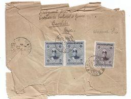 RECOMMANDE De Bouchir à Monaco 1925, état Voir Scans - Iran
