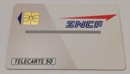 Télécarte - SNCF - - Eisenbahnen