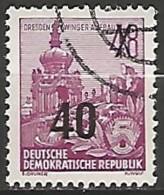 ALLEMAGNE / REPUBLIQUE DEMOCRATIQUE  N° 181 OBLITERE - DDR