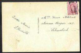 Belgique - Obl.fortune 1919 - Obl. Cachet Maculant Sans Indication - Fortune Cancels (1919)