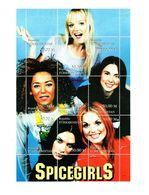 Turkmenistan Spice Girls Miniature Sheet MNH Mint - Turkmenistan