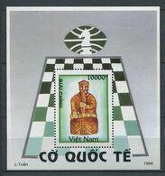 271 - VIETNAM 1994 - Yvert BF 81 - Echecs - Neuf ** (MNH) Sans Trace De Charniere - Vietnam