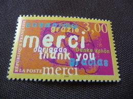 TIMBRE  DE  FRANCE     ANNÉE  1999   N  3230    NEUF  SANS  CHARNIÈRE - Neufs