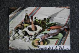 Cuisine, Recette De L'AIOLI - Recetas De Cocina
