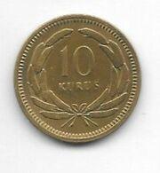 Turkye  10 Kurus 1949    Km 888 - Turkey