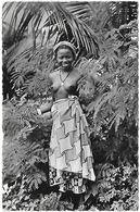 Guinée )   CONAKRY  -  Jeune Fille  (  Seins  Nus  ) - French Guinea