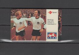USA 1994 Football Soccer World Cup Telephone Card - Sport
