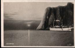 ! Alte Ansichtskarte Norwegen, Nordkap, Norge, Norvege, Norway, Le Cap Nord, 1930 - Norvège