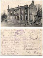 SERMAIZE LES BAINS - Bataille De La Marne (6 Au 11 Sept.1914) Cachet Militaire Du Train (119761) - Sermaize-les-Bains