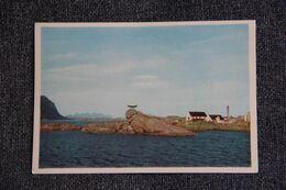 NORVEGE, NORGE : Henningsvoer, Lofoten - Norvège