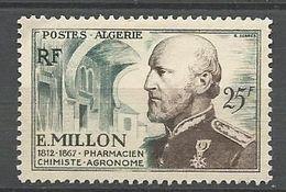 ALGERIE N° 304 Et 305 NEUF** LUXE SANS CHARNIERE  / MNH - Algeria (1924-1962)