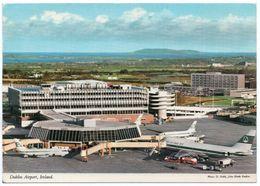 IRELAND/EIRE - DUBLIN AIRPORT (PUBL. JOHN HINDE) / AIRPLANES AER LINGUS - Dublin
