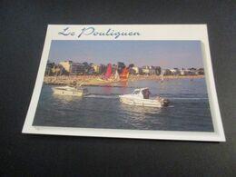 CP Le Pouliguen - Entrée Du Port - Le Pouliguen