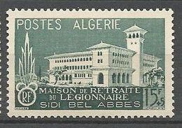 ALGERIE N° 334 NEUF** LUXE SANS CHARNIERE  / MNH - Algeria (1924-1962)