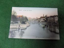 VINTAGE BELGIUM: GAND Le Quai Aux Tilleuls Tint Hoffmann - Gent
