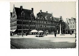 55851 - GENT VEERLEPEIN , OUD WENEMAERSGESTICHT EN VISMARKT - Gent