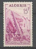 ALGERIE N° 313 NEUF** LUXE SANS CHARNIERE  / MNH - Algeria (1924-1962)
