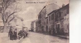 MOURIES    RUE DE TARASCON         RARE - Other Municipalities