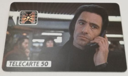 """Télécarte - Collection """"Téléphone Et Cinéma"""" - Gérard LANVIN - Personaggi"""