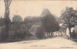 70 - VELLEXON - HAUTE SAONE - LE CHATEAU - VOIR SCANS - France