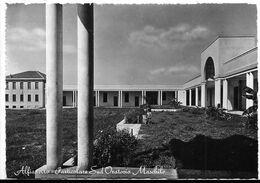 Alfianello (Brescia). Particolare Sud Oratorio Maschile. - Brescia