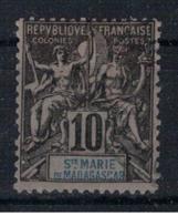 SAINTE MARIS DE MADAGASCAR       N°  YVERT :   5)   OBLITERE       (OB 7/01 ) - Oblitérés