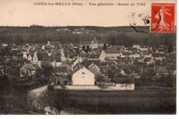 Cirès-les-Mello-Vue Générale-Route De Tillé - France