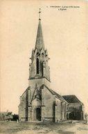 Fresnay * Place De L'église Du Village - Francia