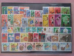 SOMALIA Anni '60/'70 - 50 Francobolli Serie Complete 9** × 0,10 Cad. (3 Valori Carta Ingiallita - Non Calcolati) + S.p. - Somalia (1960-...)