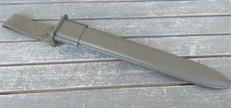 Fodero D'epoca Lungo Per Baionetta Per Garand E.I. Nuovo Originale Completo - Equipement