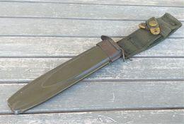 Fodero D'epoca Per Baionetta Per FAL BM59 E.I. Ex US M8A1 Originale Completo - Equipement