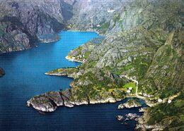 1 AK Norwegen * Blick Auf Den Jøssingfjord * - Norwegen
