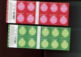 Belgie Boekje B155/56 Xmas Kerstmis Noel 2015 - Booklets 1953-....