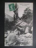 Veynes(Hautes-Alpes) Torrent De Glaizette Le Gouffre 1910 - Sonstige Gemeinden