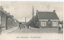 Hoevenen - De Molenstraat - Phot. F. Hoelen, Cappellen - Stabroek