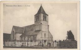 Hoevenen - De Kerk - Uitg. Van De Vliet-Vander Steen (Behanger-Garnierder) - Stabroek