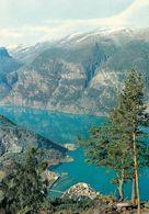 1 AK Norwegen * Der Aurlandsfjord - Ein Seitenarm Des Sognefjords * - Norwegen