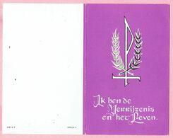 Bidprentje - Petrus NIJS Echtg. Celine ROMMENS - Retie 1930 - 1967 - Religione & Esoterismo