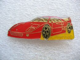 Pin's Voiture FERRARI M40 - Ferrari
