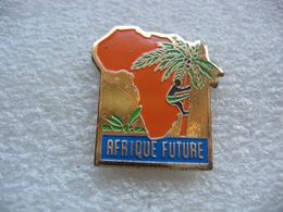 Pin's Afrique Future - Cities
