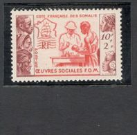 FRENCH SOMALI COAST.....1950: Yvert283mnh** - Unused Stamps